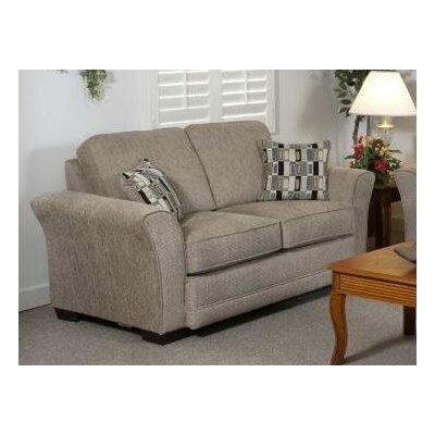 Three Posts THRE2653 Serta Upholstery Loveseat