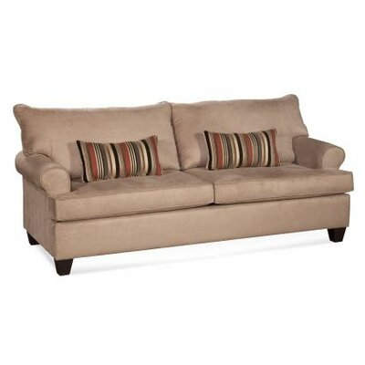 Three Posts THRE2655 Serta Upholstery Loveseat