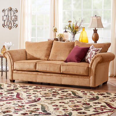 Three Posts THRE1308 Belmont Sofa by Serta Upholstery
