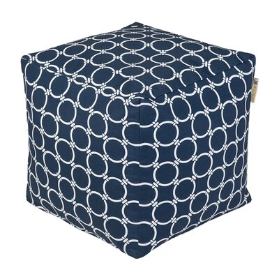 Harbor Occasional Outdoor Pouf Ottoman by JB Home