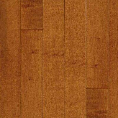 "Forest Valley Flooring 4"" Solid Maple Hardwood Flooring in Cinnamon"
