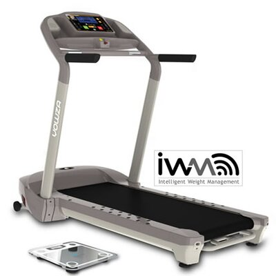 Sebring Folding Treadmill by Yowza Fitness