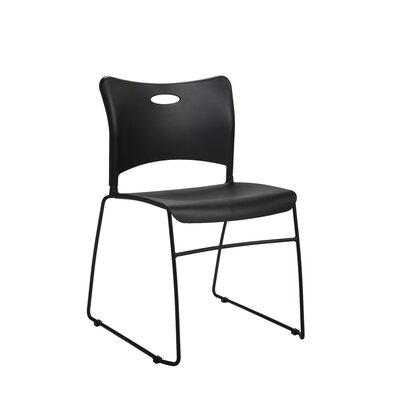 Jaxx Armless Office Stacking Chair by Silver Seating