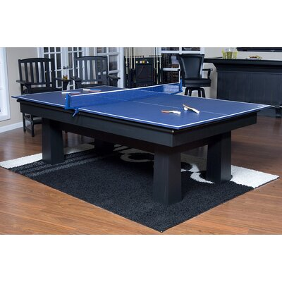 American Heritage Drop Shot Ping Pong Conversion Top Table Tennis