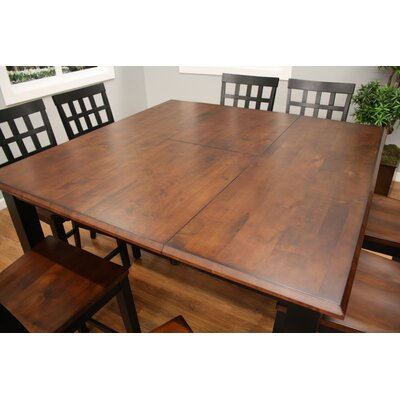 American Heritage Rosetta 5 Piece Counter Height Dining Set