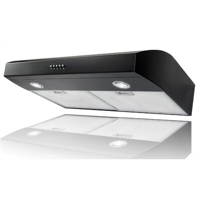"30"" 300 CFM Convertible Under Cabinet Range Hood Product Photo"