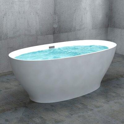 "65"" x 31.5"" Soaking Bathtub Product Photo"