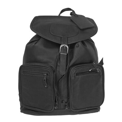 Grand Canyon Leather Computer Backpack by Canyon Outback Leather