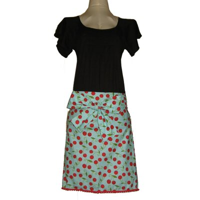 Cherry Fresh Bakers Apron by Sassy Cook'n