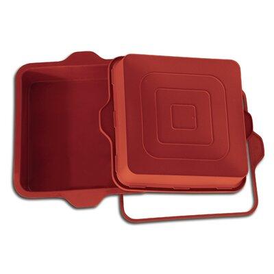Square Bakeware Pan by SilikoMart