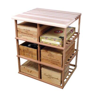 Designer Series 60 Bottle Wine Rack by Wine Cellar