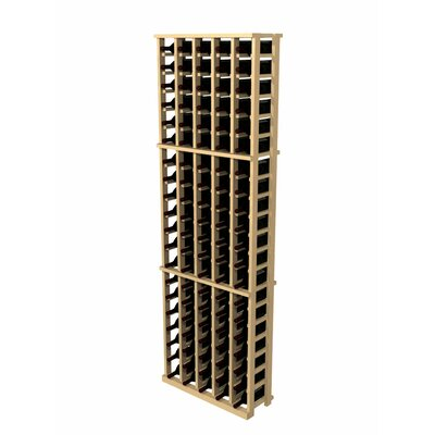 Rustic Pine 105 Bottle Wine Rack by Wine Cellar