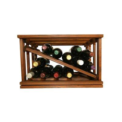 Mini Stack Series 12 Bottle Tabletop Wine Rack by Wine Cellar
