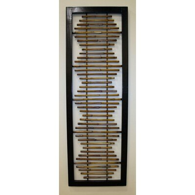 Hospitality Rattan Hanging Small Wall Décor