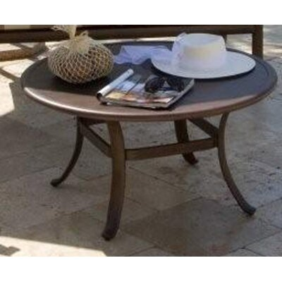 Grenada Patio Round Dining Table by Hospitality Rattan