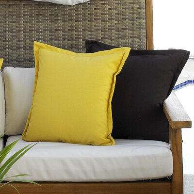 Cushions Outdoor Throw Pillows by Hospitality Rattan