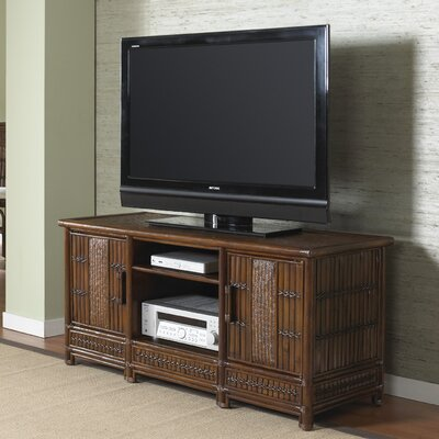 Polynesian TV Stand by Hospitality Rattan