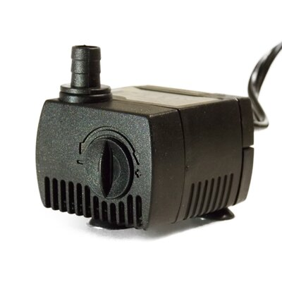 30-45 GPM Aquarium and Fountain Pump with 24