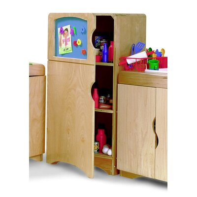 Play Refrigerator with Magnetic Activity Panel by Korners