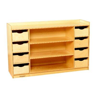 8 Drawers Storage Chest by Childcraft