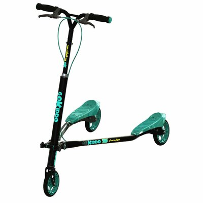 Trikke Tech Inc. Go Kiddo T6 Carving Scooter T6 Carving Scooter