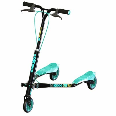 Trikke Tech Inc. Go Kiddo T5 Carving Scooter T5 Carving Scooter