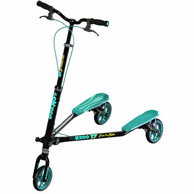 Trikke Tech Inc. Go Kiddo T7 Carving Scooter T7 Carving Scooter