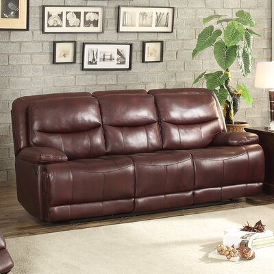 Risco Reclining Sofa by Homelegance