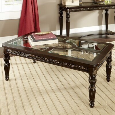 Russian Hill Coffee Table by Homelegance