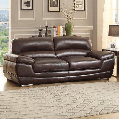 Triplett Reclining Sofa by Homelegance