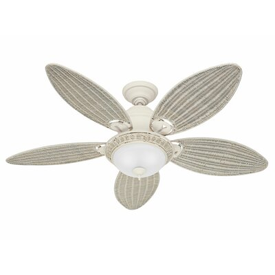 "54"" Caribbean Breeze 5 Blade Ceiling Fan Product Photo"