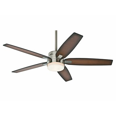 "54"" Windemere 5 Blade Ceiling Fan with Remote Product Photo"