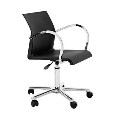 Mid-Back Conference Chair with Arms by Segis U.S