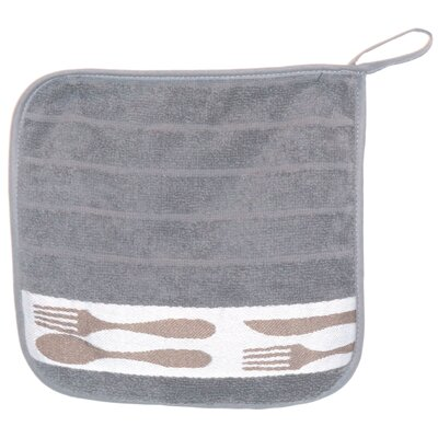 Cutlery Terry Potholder by Mierco