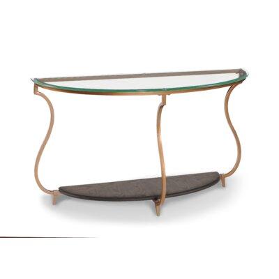 Rachel Demilune Console Table by Magnussen