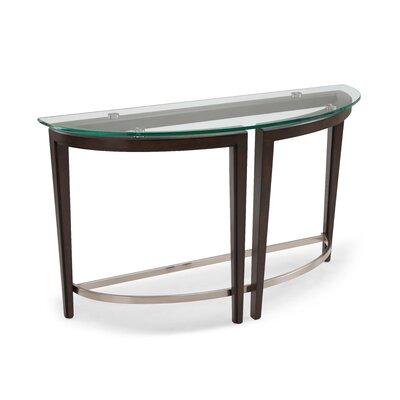 Carmen Demilune Console Table by Magnussen
