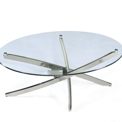 Zila Oval Cocktail Table by Magnussen