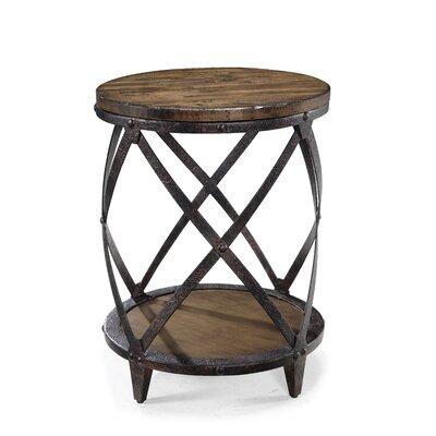 Magnussen Furniture Pinebrook Drum End Table