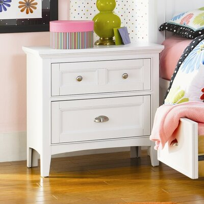 Kenley 2 Drawer Nightstand by Magnussen
