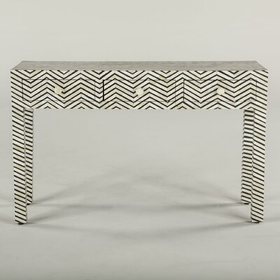 Seville Zee 6 Drawer Dresser by World Interiors