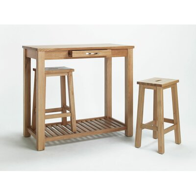 Counter Height Stools Uk : ... Marylon Counter Height Bar Table and 2 Stools & Reviews Wayfair UK