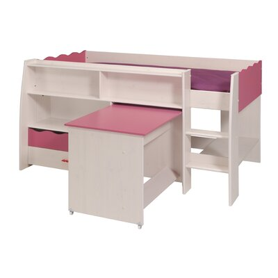 All Home Sandport Single Mid Sleeper Bunk Bed Amp Reviews Wf