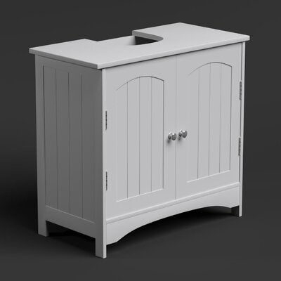 Home etc kyogle 60 x 60cm under basin bathroom cabinet in for Bathroom cabinets 60cm