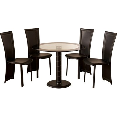 Home Haus Beane Dining Table And 4 Chairs Reviews Wf