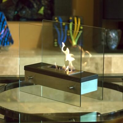 Ardore Tabletop Bio Ethanol Fireplace by Nu-Flame