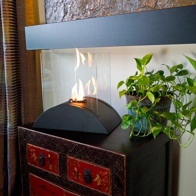 Estro Tabletop Bio Ethanol Fuel Fireplace by Nu-Flame