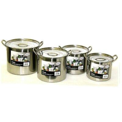 8-Piece Pot Set by Alpine Cuisine