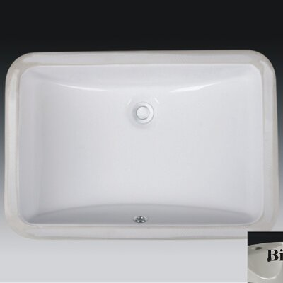 Rhythm Series Ceramic Lavatory Product Photo