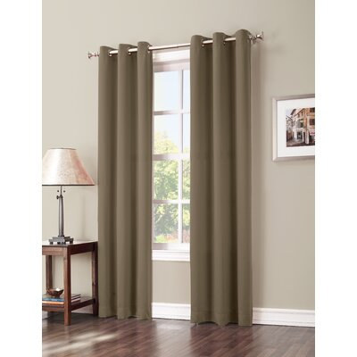 Franklin Blackout Single Curtain Panel Product Photo