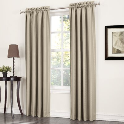 Dumont Thermal Lined Single Curtain Panel Product Photo